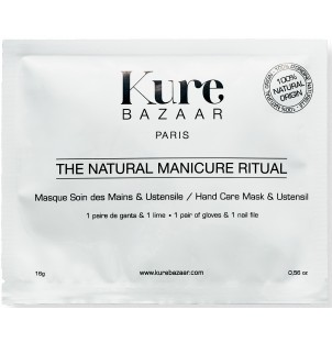 The Natural Manicure Ritual - Gant Manucure